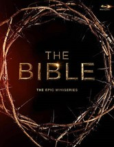 THE BIBLE -Epic Miniseries - Roma Downey - Standard and Blu-ray DVD