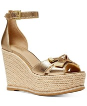 MICHAEL Michael Kors Ripley Wedge Sandals Size 6 - $98.99