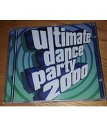 Ultimate Dance Party [Arista] by Various Artists (CD, Jun-2000, Arista) - $3.00
