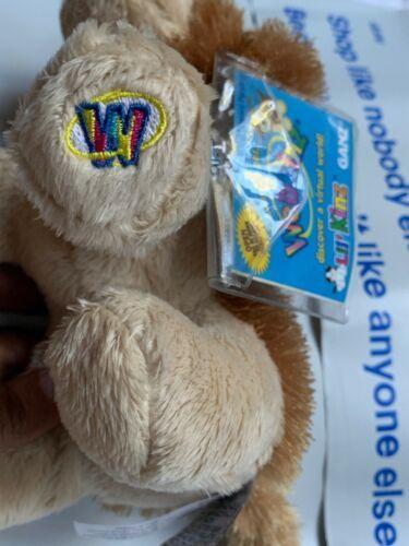"Webkinz Lil' Cocker Spaniel Lil Kinz With Code Plush Kids Toy 7"" Long clean  image 11"