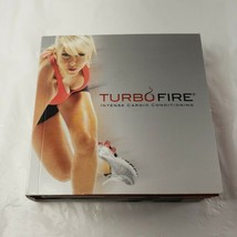 Turbo Fire Intense Cardio Conditioning (11) DVD Fitness Workout Chalean ... - $58.04