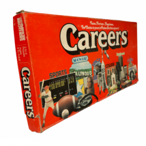 Careers Board Game by Parker Brothers Vintage 1976 Fame Fortune or Happi... - $32.64