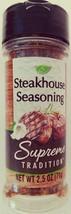 Steakhouse Seasoning 2.5 oz Shaker - $2.96