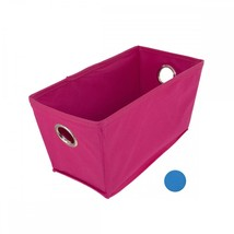 Cloth Covered Home Storage Basket OF871 - $42.59