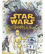 NEW - Star Wars Doodles (Doodle Book) by Giallongo, Zack Lot Of 2 - $4.99