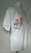 Mens Malibu Rum Get Your Island On T Shirt Xl White - $17.38