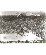 JACK JOHNSON vs STANLEY KETCHEL PHOTO BOXING PICTURE - $3.95