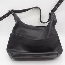 Vintage Coach Legacy Shoulder Hobo Bag Black 9058 - $49.49