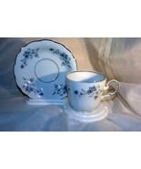 Johann Haviland Blue Garland Cup & Saucer - $4.49