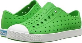 native Kids Jefferson Water Proof Shoes, Grasshopper Green/Shell White, ... - $39.13