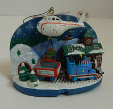 2003 Thomas & Friends Carlton Cards Lighted Christmas Ornament CXOR-102J - $39.55