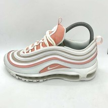 (LEFT SHOE) Nike Air Max 97 Womens Coral Pink Amputee Display 921733-104 Sz 6.5 - $49.47