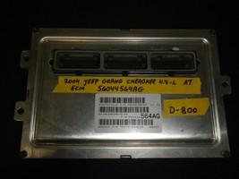 2004 JEEP GRAND CHEROKEE 4.7-L  ECM #  56044564AG  (D-800)   MATCH PART # - $74.20
