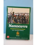 Manoeuvre Battlefield Command - GMT Games 2008 Shrink Wrap - $51.08