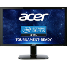 """Acer KG240 Abmjdpx 24"""" 16:9 LCD Gaming Monitor w/ Freesync, 1ms, 144hz 250Nit - $230.99"""