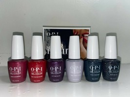OPI GelColor Lacquer Polish  - 2020 Holiday Collection - Shine Bright Set 2 - $98.99