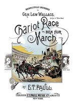 Chariot Race or Ben Hur March by E.T. Paull - Art Print - $19.99+