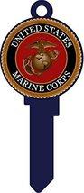 American Military Real Superhero Keys (Kwikset, Marines) - $9.79
