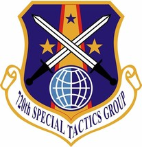 USAF 720th Special Tactics Group 4'' Sticker Military - $9.89
