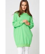 Green Oversized Jumper Dress Sizes: 8/10  Brand New - $21.09