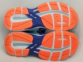 Asics GT 2000 v 6 Size US 7 M (B) EU 38 Women's Running Shoes Blue Aqua T855N image 7