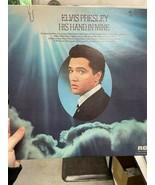 Elvis - His Hand In Mine Vinyl - $25.00