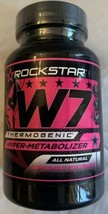 W7 Thermogenic Diet Pill, Weight Loss Pills for Women by Rockstar Exp 06... - $14.99