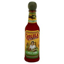 Cholula Chili Lime Hot Sauce, 5 fl oz - $6.00