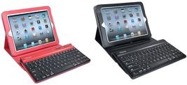 iHome Bluetooth Keyboard and Leather Case for iPad 2 and iPad 3 IH-IP210... - $14.99
