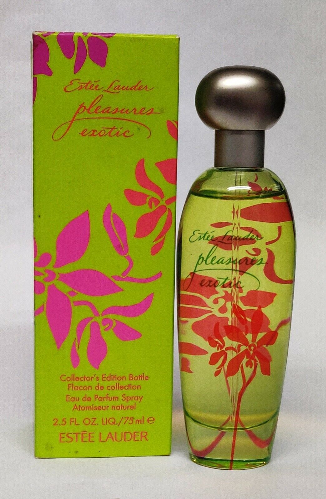 Aaaaaaestee lauder pleasures exotic 2.5 oz perfume