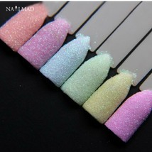 6pcs Pastel Nail Glitter Set Art Glitter Powder Dust - $13.60