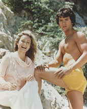 Patrick Duffy The Man From Atlantis Montgomery 16x20 Canvas Giclee - $69.99