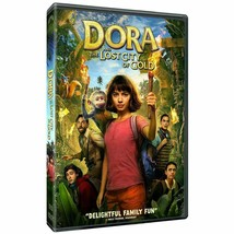 Dora and the Lost City of Gold DVD 2019 Brand New Sealed - $8.50