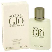 ACQUA DI GIO by Giorgio Armani Eau De Toilette Spray 1 oz for Men #416540 - $54.03