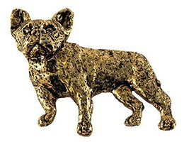 Creative Pewter Designs, Full Body French Bulldog Handcrafted Dog Magnet... - €19,74 EUR