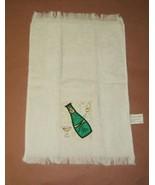 "Decorative Hand Towel 17"" x 11"" - $1.76"