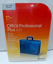Microsoft Office 2010 Professional Plus ... Full Install Version  32/64B... - $149.99