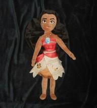 """20 """" Disney Store Exclusive Prinzessin Moana Plüschtier Spielzeug Puppe ... - $23.01"""