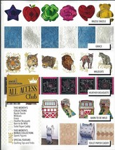 June 2016  Anita Goodesign All Access VIP Club BOOK AND CD Barn to be Wild - $39.59