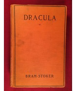Dracula by Bram Stoker older hardback edition - $122.50