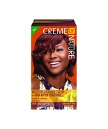 Creme Of Nature Liquid Hair Color Kit Red Hot Burgundy - $10.16