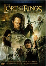The Lord of the Rings: The Return of the King, DVD, 2004, Full Screen - $14.99