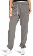 Bench Mujer Cushy Cómodo Gris Salón Pantalones Jogging Pantalones de Chándal Nwt