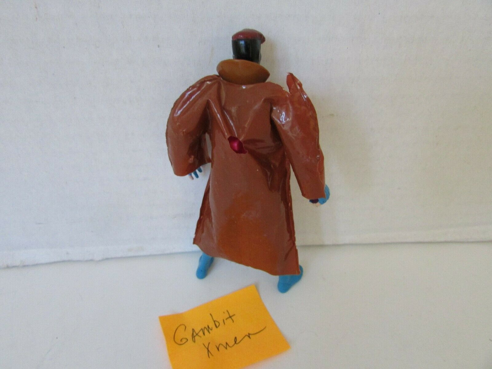 "1992 MARVEL ACTION FIGURE GAMBIT TOY BIZ 4-3/4"" LOOSE  L133"