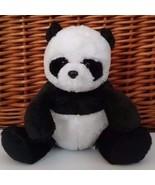 "Ty Beanie Ming Panda 7"" Plush Toy Stuffed Animal 2008 Retired - $7.69"