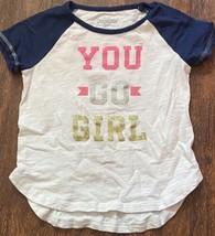 Oshkosh B'Gosh Toddler Girl Graphic T-Shirt (SIZE 4T) - $9.85