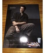 Absolut Vodka ~20th~Advertisement Print Ad~2000~Gary Oldman - $2.99