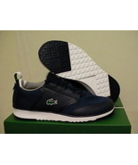 Lacoste Herren Schuhe L.IGHT LT12 Spm Txt / Syn Dunkelblau Training Size... - $104.94