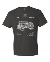 Ford Tractor T-Shirt Patent Art Gift Henry Ford Tractor Patent Tractor S... - ₹1,352.43 INR+