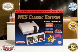 Nintendo NES Classic Edition Mini Console - 100% Orginal - Made by Nintendo - $177.64